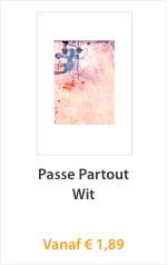 Passe Partout Wit